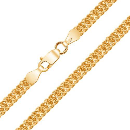 Мужская серебряная цепочка плетения «Персидское»